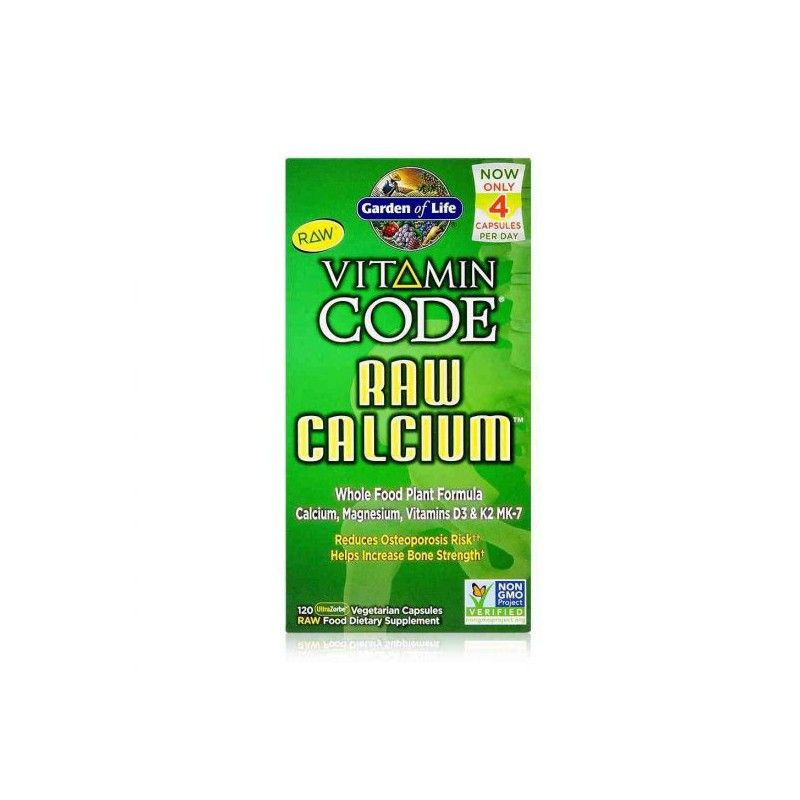 Vitamin Code - RAW Vápnik