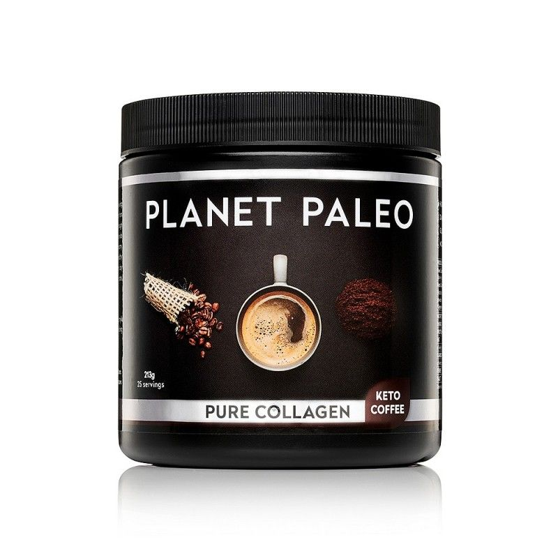 PLANET PALEO PURE COLLAGEN KETO KÁVA