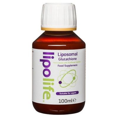 Liposomalní glutathion 100 ml